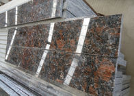 Tan Brown English Brown polished coffee brown exterior wall cladding Granite stone tiles slabs