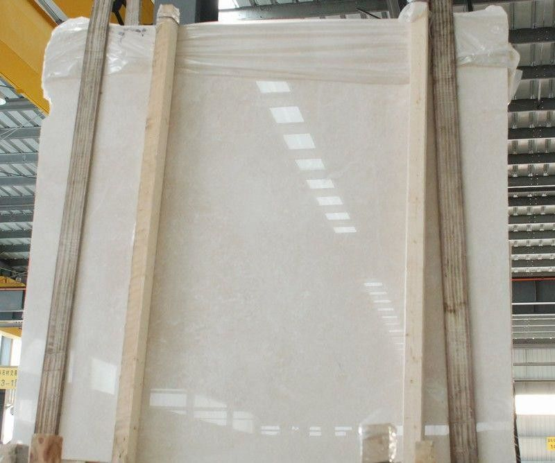 Aran white beige marble natural marble tile and slab